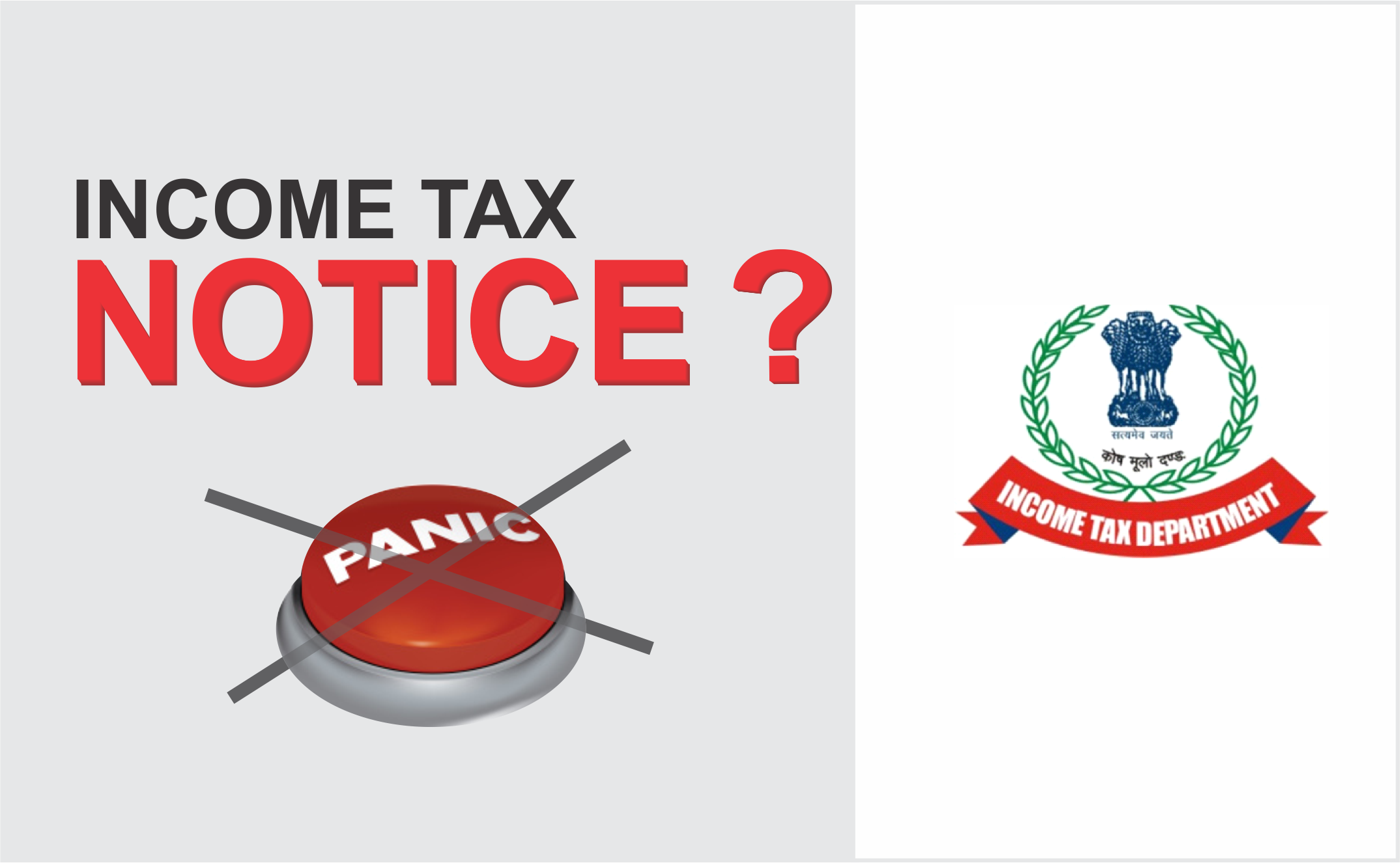 Income Tax Scrutiny Notice - main