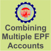 combining epf accounts