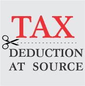 tax deduction at source Introduction the concept of tds was introduced with an aim to collect tax from the very source of income as per this concept, a person (deductor) who is liable to make payment of specified nature to any other person (deductee) shall deduct tax at source and remit the same into the account of the central government.