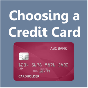 Choosing a Credit card- thumb