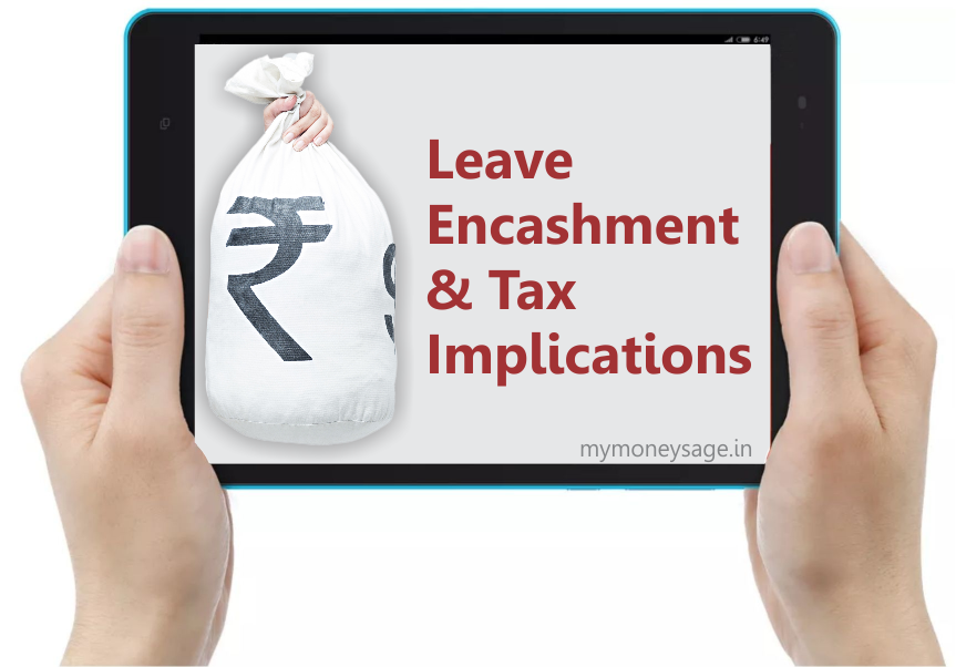 Leave encashment