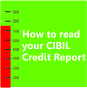 How to read your CIBIL Credit Information Report- thumb