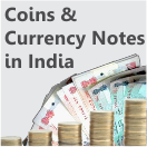 Coins & currency notes in India