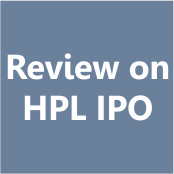 review on HPL IPO