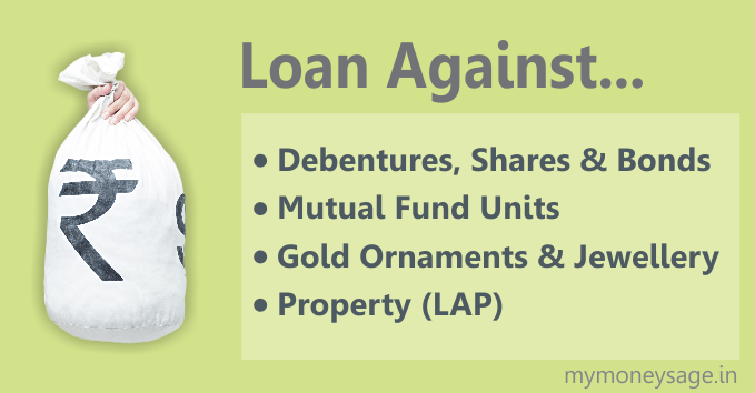 Here is how to avail a loan against property lap shares for Need loan to buy land