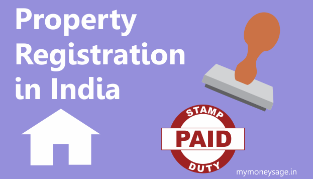 Property registraion process in India- Main