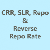 All about CRR, SLR, Repo & Reverse Repo- thumb