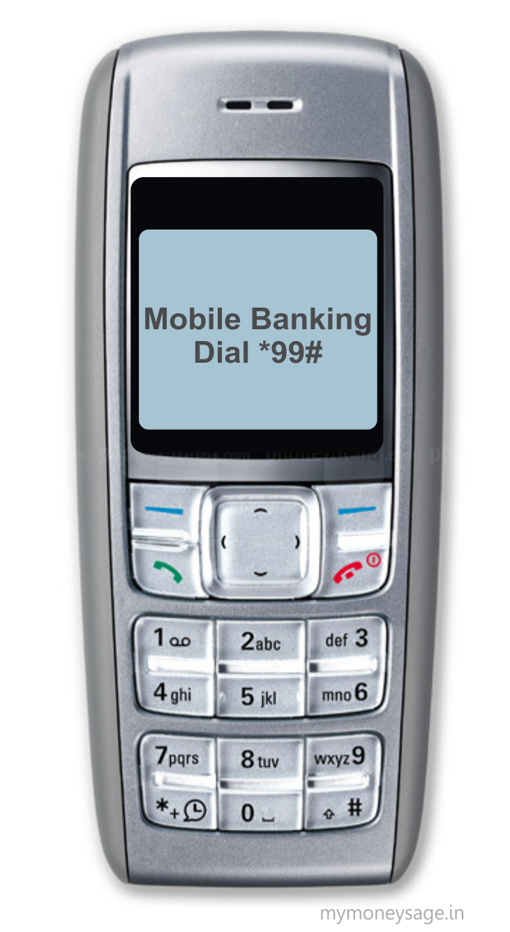 Atm Möbel 99 for mobile banking through immediate payment service imps