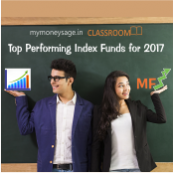 Top Performing Index Funds for 2017