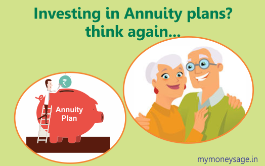 Is it good to invest in annuities for retirement income