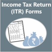 Income Tax Return (ITR) Forms for A.Y. 2017-18