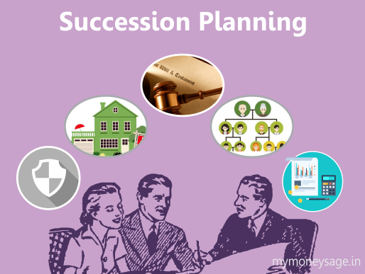 Succession Planning is not only for the Rich