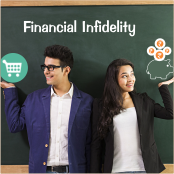 Are you a victim of Financial Infidelity?
