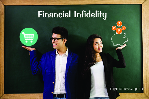 Are you a victim of Financial Infidelity? - Mymoneysage Blog