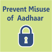 How to prevent misuse of Aadhaar Number