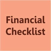 Financial Checklist for teens, grown-ups & Veterans
