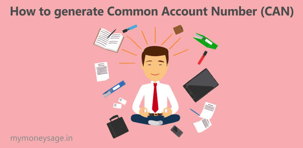 How to generate Common Account Number (CAN)