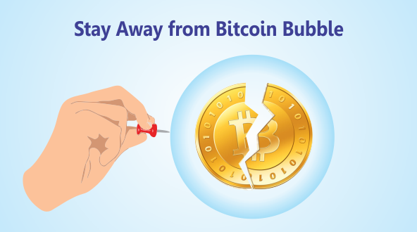 Stay Away from Bitcoin Bubble