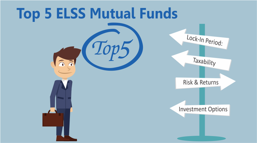 Top 5 ELSS Mutual Funds to invest in 2018-2019