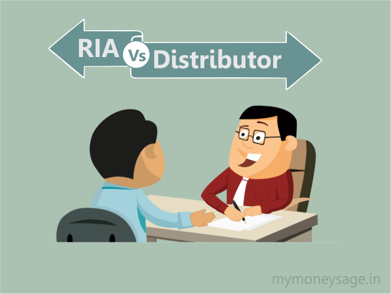 Seek Financial advice only from an RIA(Registered Investment adviser)