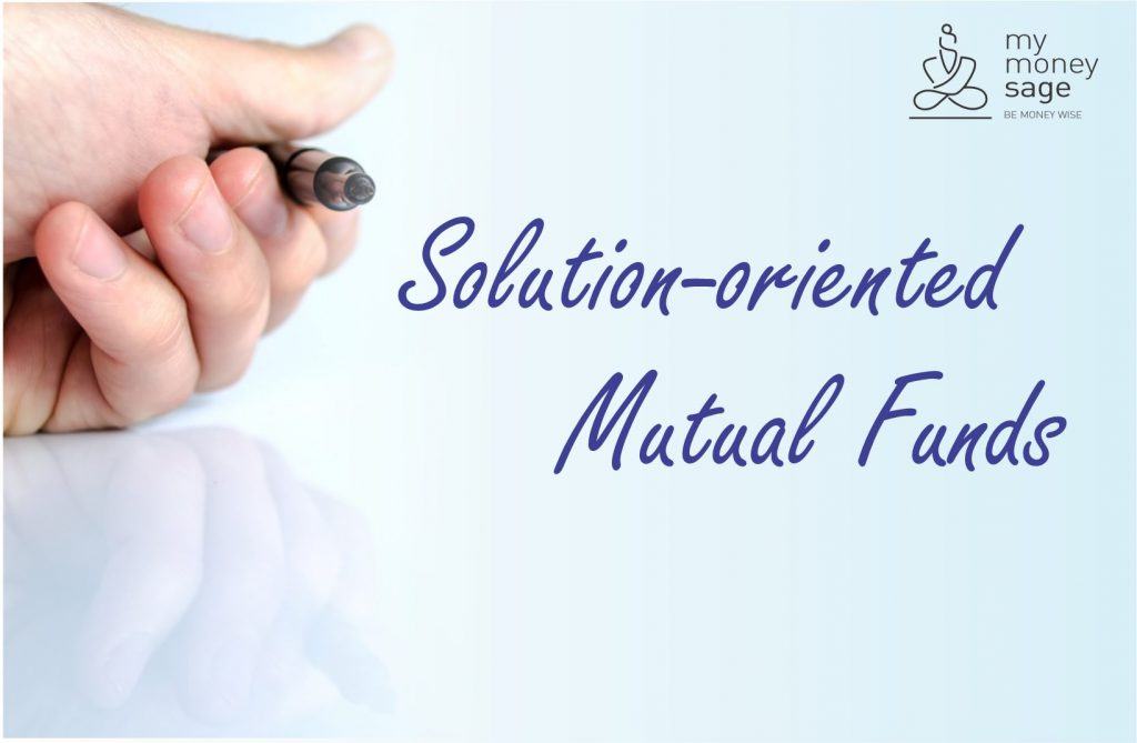 Solution-oriented-mutual-funds