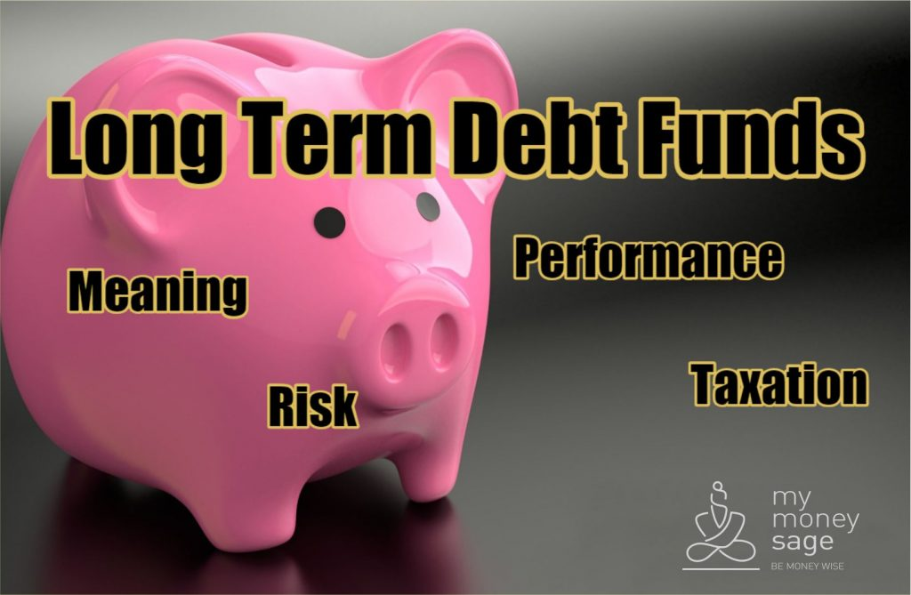 best long term debt funds
