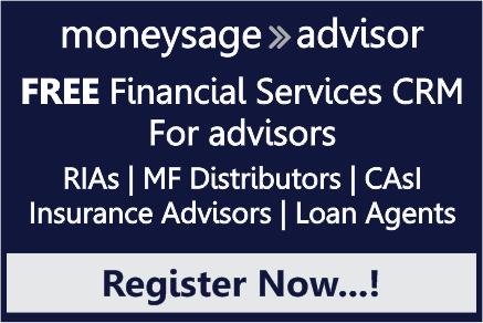 CRM for advisor mymoneysage