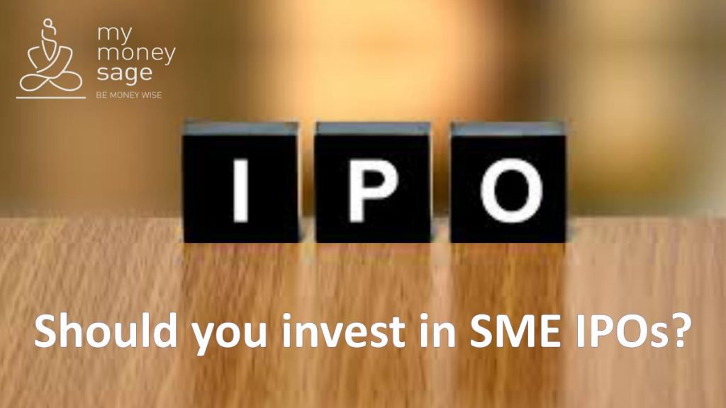 Should you invest in SME IPOs?