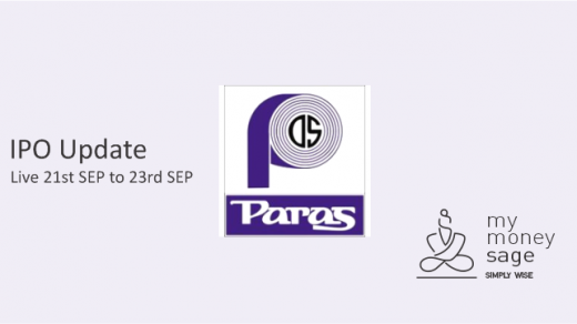 Paras Defence and Space Technologies Limited: